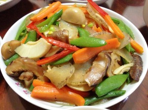 Chinese New Year Reunion Meals- Home Cooking