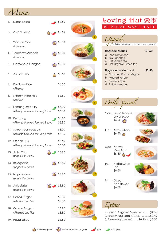 Teochew mee pok dry mr mrs vegan for Mr fish menu