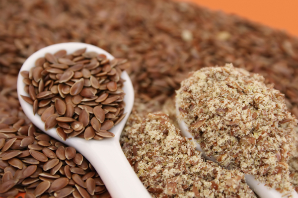 how to cook flaxseed meal