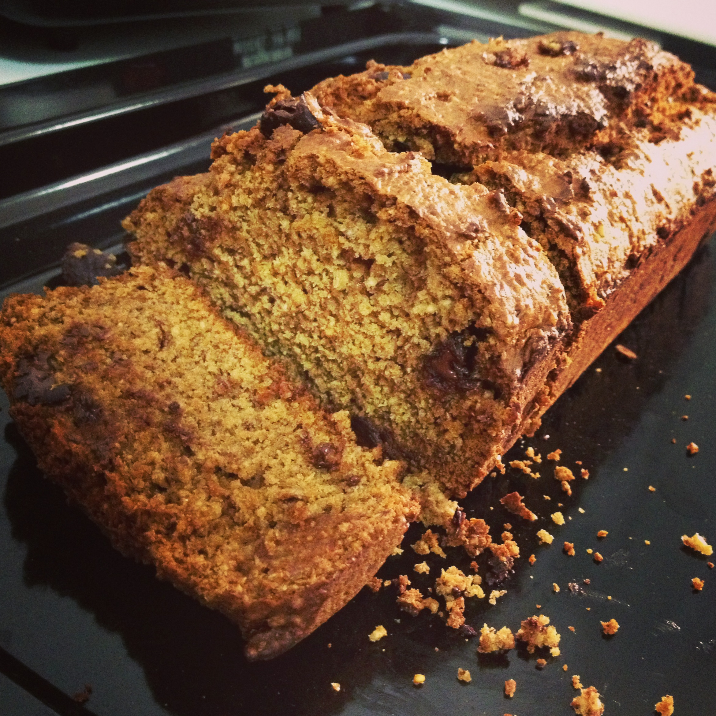 Egg and dairy free banana bread mr mrs vegan we had some left over ripe bananas and i decided to try making banana bread loaf i love using easy and fuss free recipes that does not require too much forumfinder Images