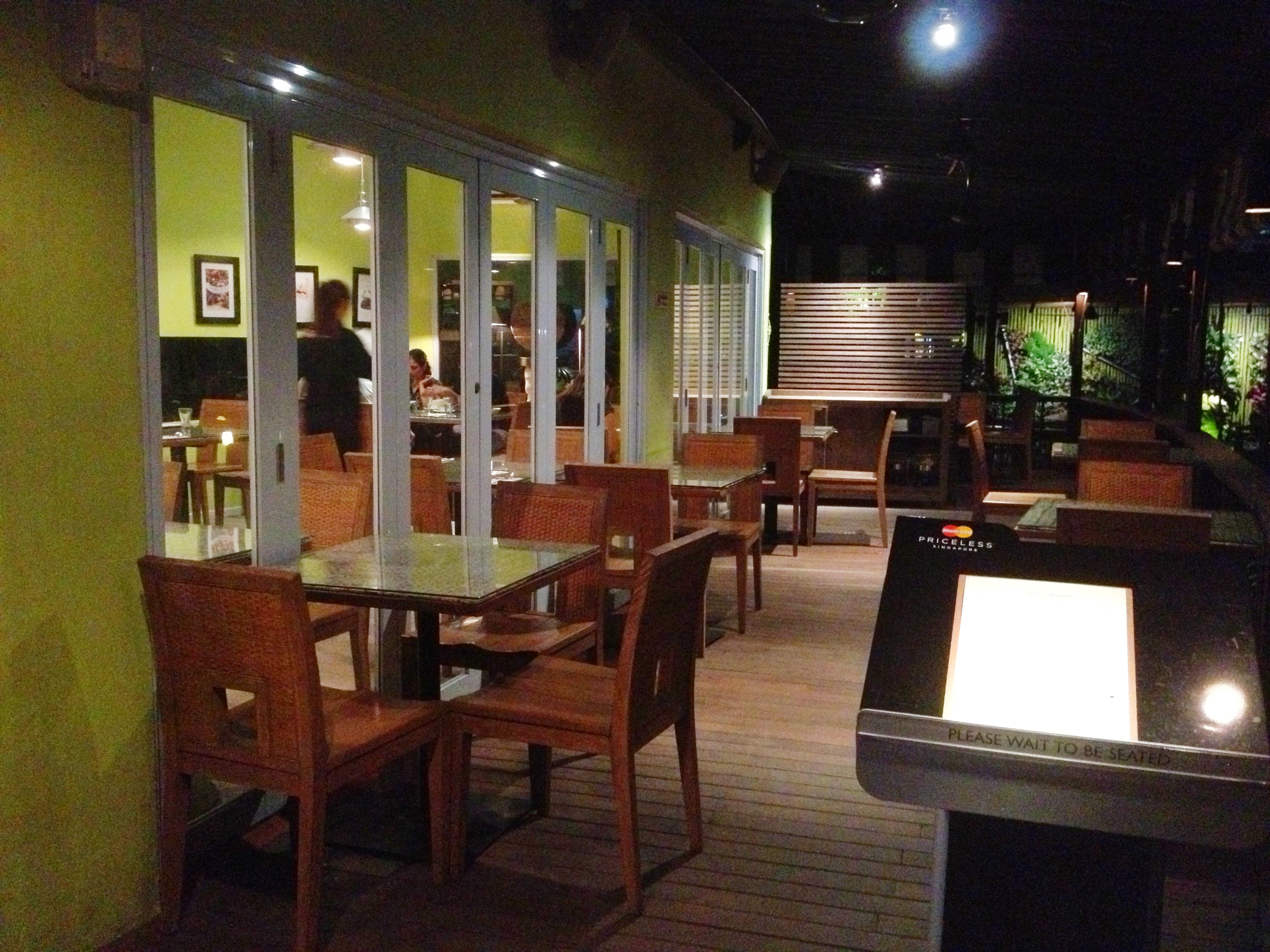 The Living Room Cafe Bishan