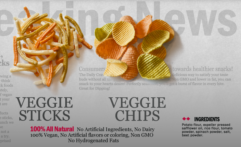 Good Health Veggie Chips