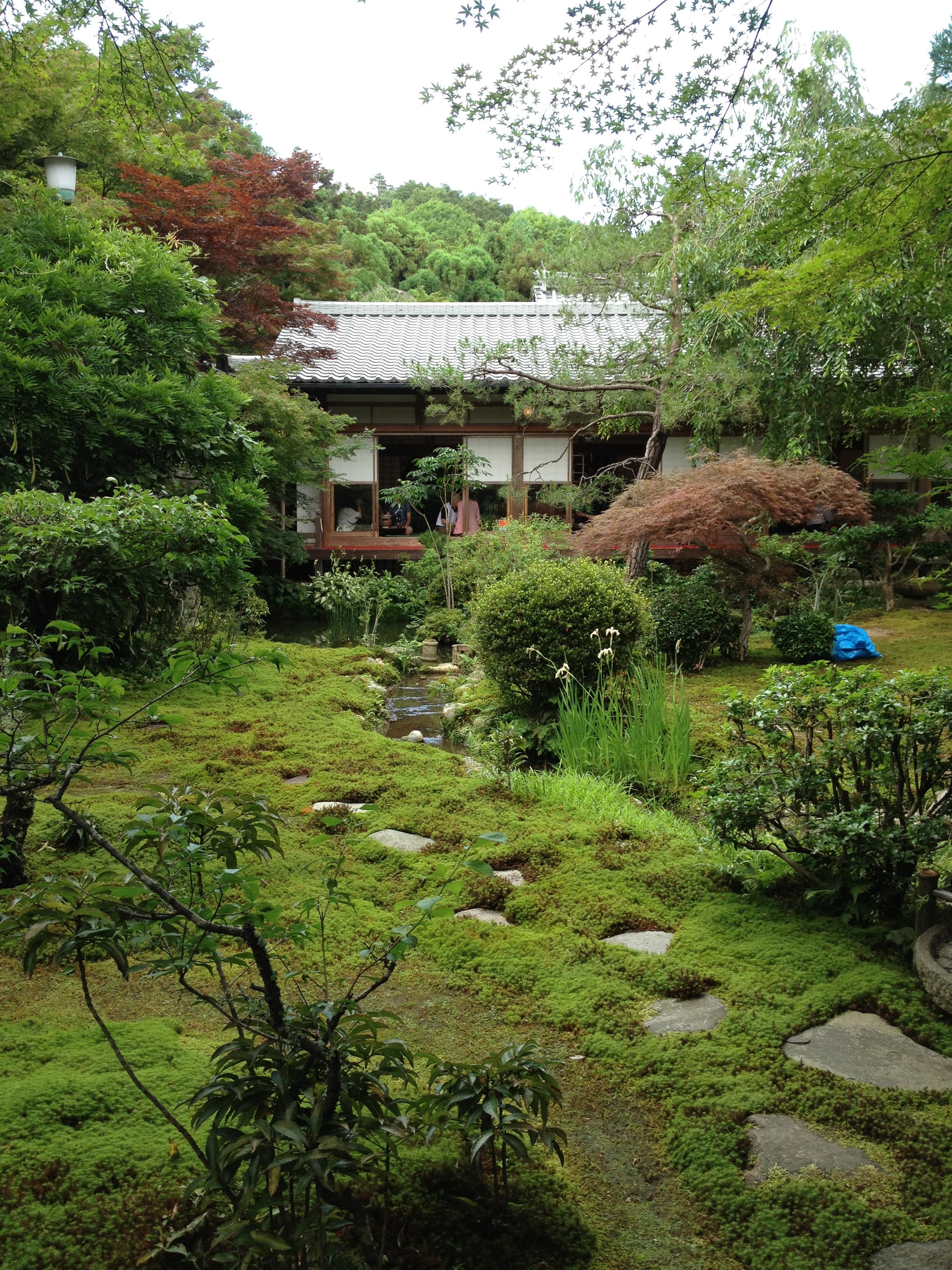 Yudofu Hot Pot- Ryoanji Yudofu In Ryoanji Temple Kyoto