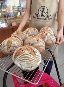 Yin's Vegan sourdough bakery - Georgetown, Penang