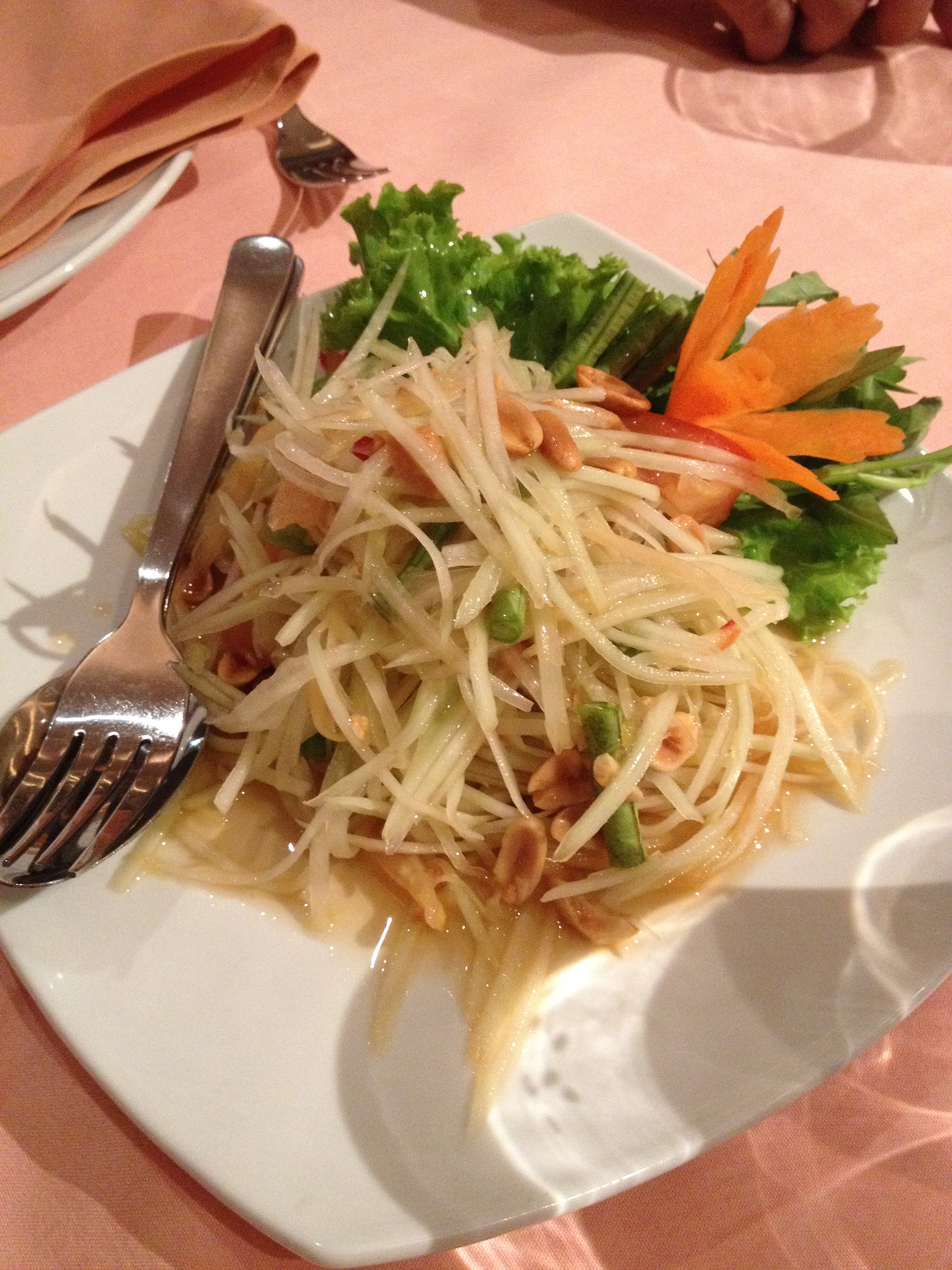 Thai Food Amara Hotel